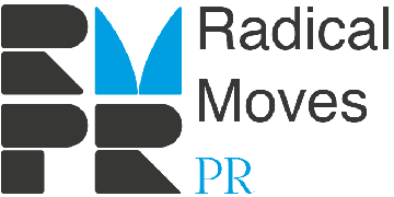 Radical Moves PR logo
