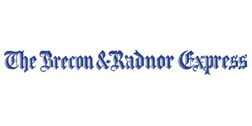 BRECON AND RADNOR EXPRESS logo