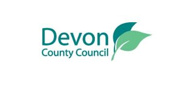 Devon County Council. logo