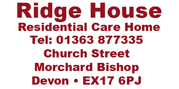 Ridge House logo